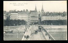 69 LYON 02 / Pont Du Change, Eglise Saint Nizier / - Lyon