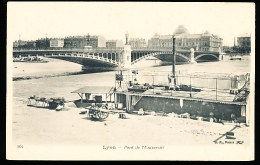 69 LYON 02 / Pont De L'Université / - Lyon