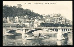 69 LYON 05 / Pont D'Aulnay Et Coteau De Fourvières / - Lyon