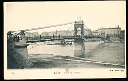 69 LYON 02 / Le Pont Du Collège / - Lyon