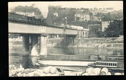 69 LYON 05 / Pont Du Chemin De Fer Sur La Saône / - Lyon