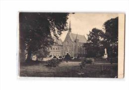 BELGIQUE Ollignies (Lessines) Ecole, Pensionnat Des Religieuses Bernardines, Ed ?, N°2, 1912 *** Princesse De Croij *** - Lessines