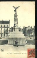Dijon 1908- Monument Carnot. - Dijon