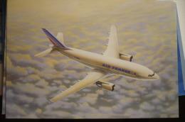 AIR FRANCE    A 310 300     F GEMN - 1946-....: Era Moderna