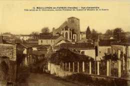 85-MOUILLERON-en-PAREDS-V Ue  D´ensemble, Ville Natale De G.Clémenceau,,,,,, - Mouilleron En Pareds