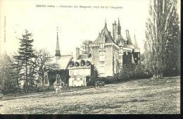 Mers - Chateau Du Magnet - Attelage - Francia