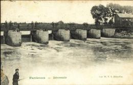Farciennes - Déversoir -1905 ( Voir Verso ) - Farciennes