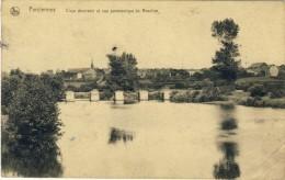 Farciennes - Vieux Déversoir Et Vue Panoramique De Roselies -192? ( Voir Verso ) - Farciennes