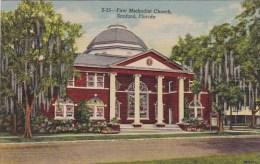 Florida Sanford First Methodist Church
