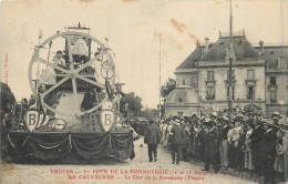 10 TROYES FETE DE LA BONNETERIE 1909 - Troyes