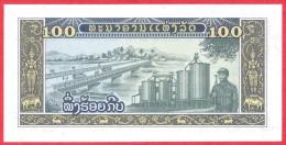 Laos - 100 Kip 1979 UNC / Papier Monnaie - Billet - Laos - Laos