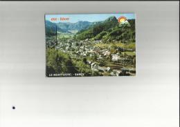 Belle Carte A Systeme -Le Mont-Dore  - Sancy  63   Eté--Hiver   10 Vues A L'Interieur - Le Mont Dore