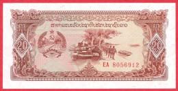 Laos - 20 Kip 1979 UNC / Papier Monnaie - Billet - Laos - Laos