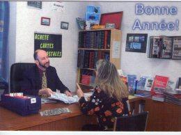 Nantes..animée..Mr Armel Henry..Philatélie Plus..timbres - Nantes