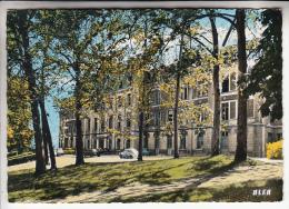RIS ORANGIS 91 - Le Sanatorium Des Cheminots Façade Nord - CPSM Dentelée GF (1966) N° 713 -  Essonne - Ris Orangis