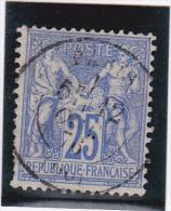 N° 68 Cote 60  €. - 1876-1878 Sage (Type I)