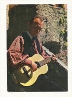 """Cp, Folklore, La Corse, Groupe Folklorique """"A. Manella"""" - Guitariste, Voyagée - Music"""