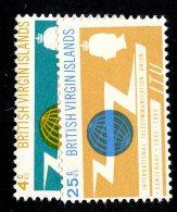195 X)  Br. Virgin Is. 1965  SG.193/94 - -   Mnh** - British Virgin Islands