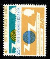 199 X)  Br. Virgin Is. 1965  SG.193/94 - -   Mnh** - British Virgin Islands