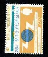 200 X)  Br. Virgin Is. 1965  SG.193/94 - -   Mnh** - British Virgin Islands