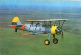 Lote PEP494, Colombia, Postal, Postcard, Avion, FAC, Biplano, Airplane - Colombia