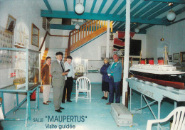 50 - TOURLAVILLE. Musée Maritime CHANTEREYNE. - France