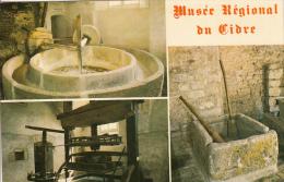 50 - VALOGNES. Musée Régional Du Cidre. (pressoir à Pommes) - Valognes