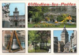 50 - Villedieu Les Poéles - Multi-vues. - Villedieu
