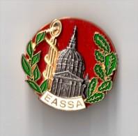 INSIGNE  EASSA , Ecole D´Application Du Service De Santé Des Armées - FIA LYON G 4083 - Services Médicaux