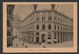 DF / IMAGES / ITALIE / NAPLES / GALLERIE UMBERTO 1. / PALAIS DE DAME ANNE ET POINTE DE POSILLIPO / POSILLIPO PANORAMA - Vieux Papiers