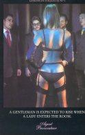 Agent Provocateur - Sous Vetements - Erotisme - Publicité
