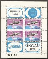ESPACIO - RUMANÍA 1974 - Yvert #H116 - MNH ** - Espacio