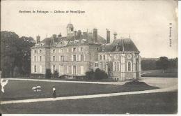 61/ ORNE.. Environs De PUTANGES. Château De MESNIL JEAN - France
