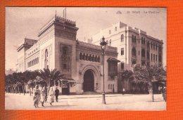 1 Cpa Sfax Le Theatre - Tunisia