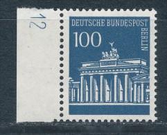Berlin 290 DZ 12 ** Mi. 100,- - Berlin (West)