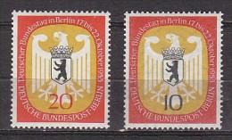 N5298 - BERLIN Yv N°114/15 ** - Neufs