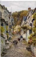 A R QUINTON 2364 - CLOVELLY HIGH STREET - Quinton, AR