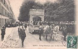 NANCY CORTEGE HISTORIQUE 1909 LE CHAR DE LA RENA ATTELAGE 54 - Nancy