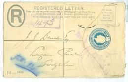 R AANGETEKENDE BRIEFOMSLAG Uit 1912 Van JOHANNESBURG * SOUTH AFRICA Naar LUGANO PARADISO SUISSE ZWITSERLAND (7872) - Transkei
