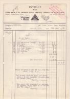 LONDON TOYS Lines Bros LTD Morden Road Merton Pédigree Prams Tri-ang Toys  1934 - Royaume-Uni