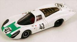 Porsche 907 - H. Herrmann/Jo Siffert - 5th 24h Le Mans 1967 #41 - Spark - Spark