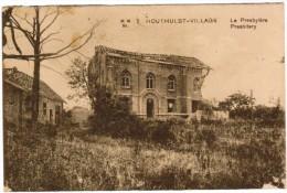 Houthulst Village, Le Presbytère (pk12226) - Houthulst
