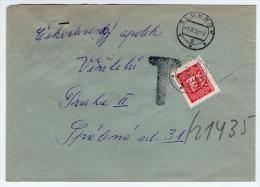Old Letter - Czechoslovakia, Československo - Checoslovaquia