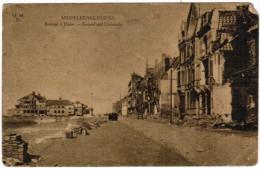 Middelkerke Ruines, Kursaal Et Digue (pk12233) - Middelkerke
