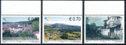 """REPUBLIC OF KOSOVO 2013 """"Villages Of Kosova"""" Set Of 3v** - Kosovo"""