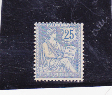 TIMBRETYPE MOUCHON N° 127 NEUF  X COTE 100 €