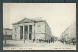 24 - Bergerac - Le Palais De Justice - Animée - Bergerac