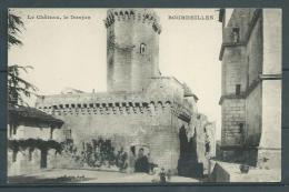 24 - Bourdeilles - Le Chateau, Le Donjon - France