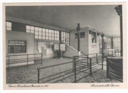 Brunate - Funicolare - Sala D'aspetto Della Stazione - Como