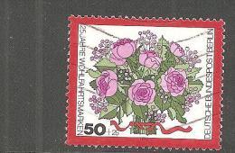BlnMi.Nr.475/ (1974) Wohlfahrt, Blumen - Berlin (West)